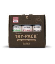 Bio-Bizz Try Pack Stimulant box