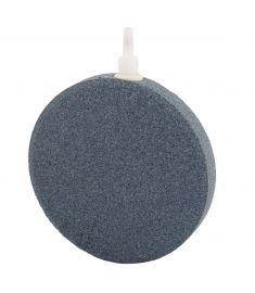 "6"" round grey air stone"