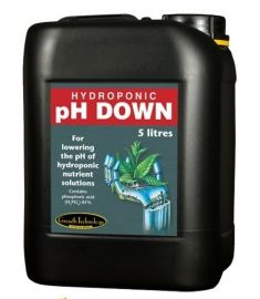 pH DOWN 5 litres - Growth Technology