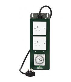 Green Power 2 Light Relay Timer