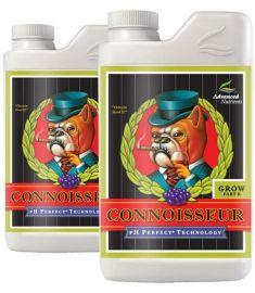 pH Perfect Connoissuer Grow Part A+B 1L - Advanced Nutrients