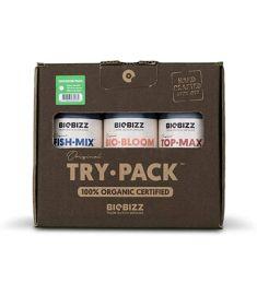 Bio-Bizz Try Pack Outdoor box