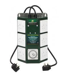 GreenPower Contactor - relay - 6 way