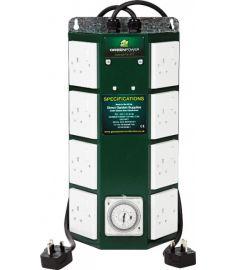 GreenPower Contactor - relay - 8 way