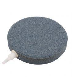 "4"" round grey air stone"