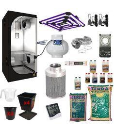 LED grow Kit - Attis 200w / 300w
