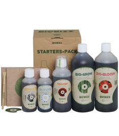 Bio-Bizz Starters Pack box