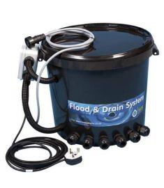 Brain and Timer Unit - Flood & Drain Pro Remote