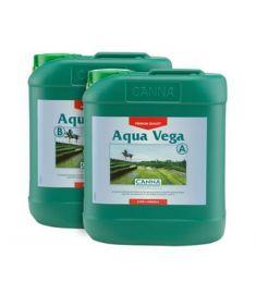 CANNA Aqua Vega A+B 5Lt