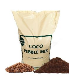 CANNA 60/40 Coco Pebble Mix 50Lt