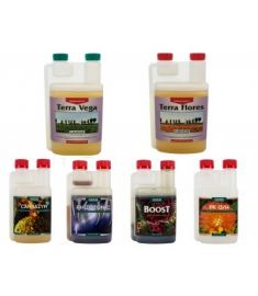 CANNA Soil Nutrient Kit 1Lt