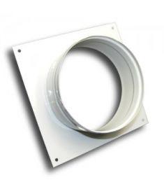 Metal Wall Plates 125mm