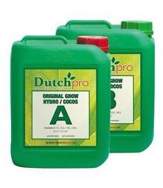 Dutch PRO Grow Hydro/Coco A+B HW 10L