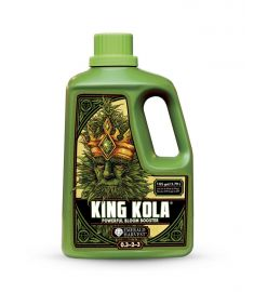 Emerald Harvest King Kola 1 US gallon = 3.79 L
