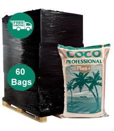 Full Pallet - Canna Coco Professional Plus - 60 bags