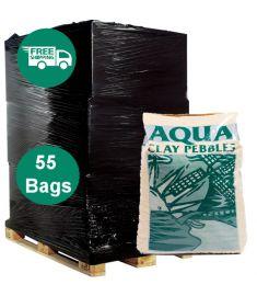 Full Pallet - Canna Aqua Clay Pebbles - 55 bags