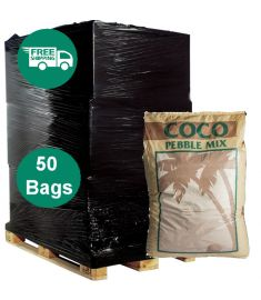 Full Pallet - Canna Pebble 60 40 mix - 50 bags