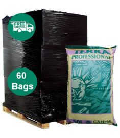 Full Pallet - Canna Terra Professional Plus soil - 60 bags