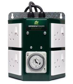 GreenPower Contactor - relay - 4 way