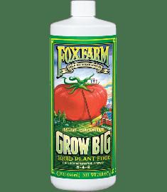 GROW BIG soil 946ml - Fox Farm