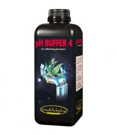 pH Buffer 4 1 litre - Growth Technology