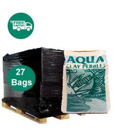 Half Pallet - Canna Aqua Clay Pebbles - 27 bags