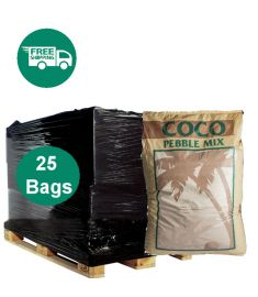 Half Pallet - Canna Pebble 60 40 mix - 25 bags