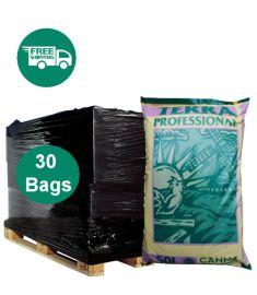 Half Pallet - Canna Terra Professional Plus soil - 30 bags