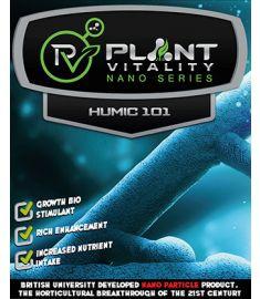 HUMIC 101 250ml - Plant Vitality