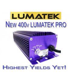 600W 400v Lumatek PRO Ultimate ballast & Bulb