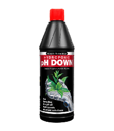 pH DOWN 1 litre - Growth Technology