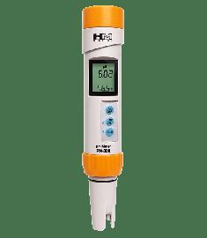 PH-200 Waterproof pH/ Temp Meter - HM Digital