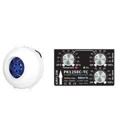Prima Klima EC-TC Blue 125mm