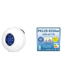 Prima Klima EC Blue 125mm