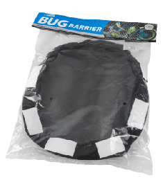 RAM Bug Barrier 315mm - 8 Velcro Parts 315mm