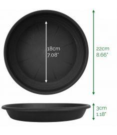 Round Pot Tray 10L
