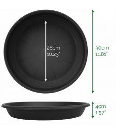 Round Pot Tray 15L