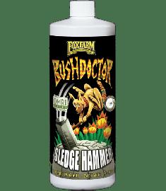 Bushdoctor Organic-SLEDGE HAMMER 946ml - FOX FARM
