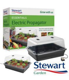 Stewart Large Heated Propagator - 52cm x 42cm x 28cm