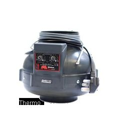 Prima Klima Temp & Speed 150mm