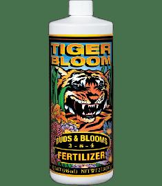 TIGER BLOOM quarts / 946ml 946ml - Fox Farm