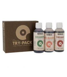 Bio-Bizz Try Pack Indoor box