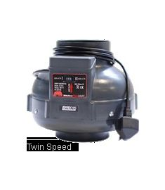 Prima Klima Twin Speed 150mm