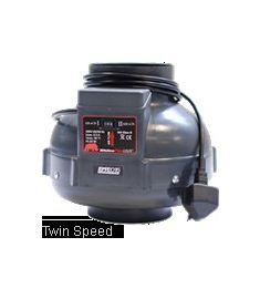 Prima Klima Twin Speed 200mm