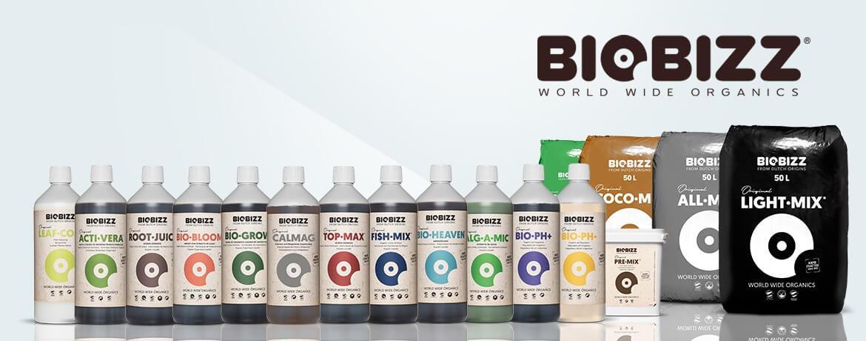 BioBizz Organic Nutrients