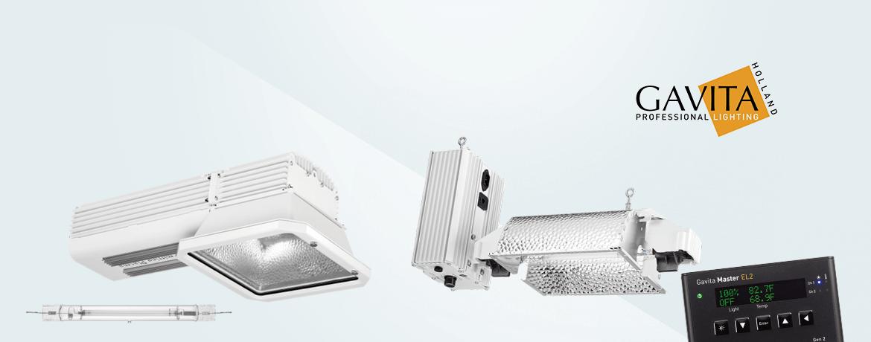 Full range of Gavita lights in stock